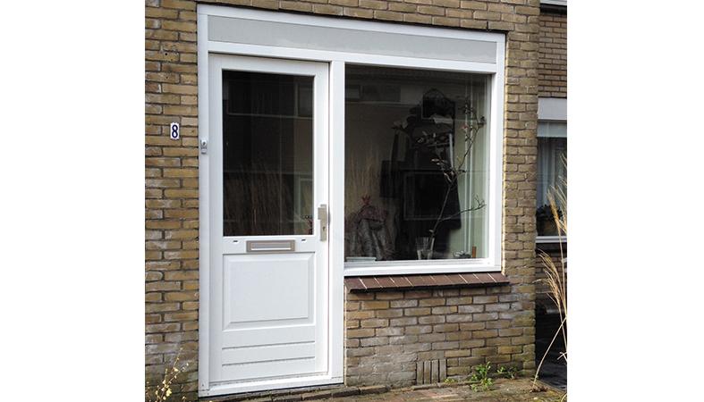 Spiksplinternieuw Kozijnen, ramen en deuren Archieven - Klusbedrijf Sneek FO-25